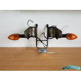 Support de phare avec clignotant Yamaha YBR 125