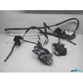 Kit frein complet Yamaha Xmax ABS
