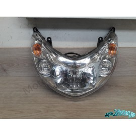 Optique de phare Peugeot Elystar 50 100 125